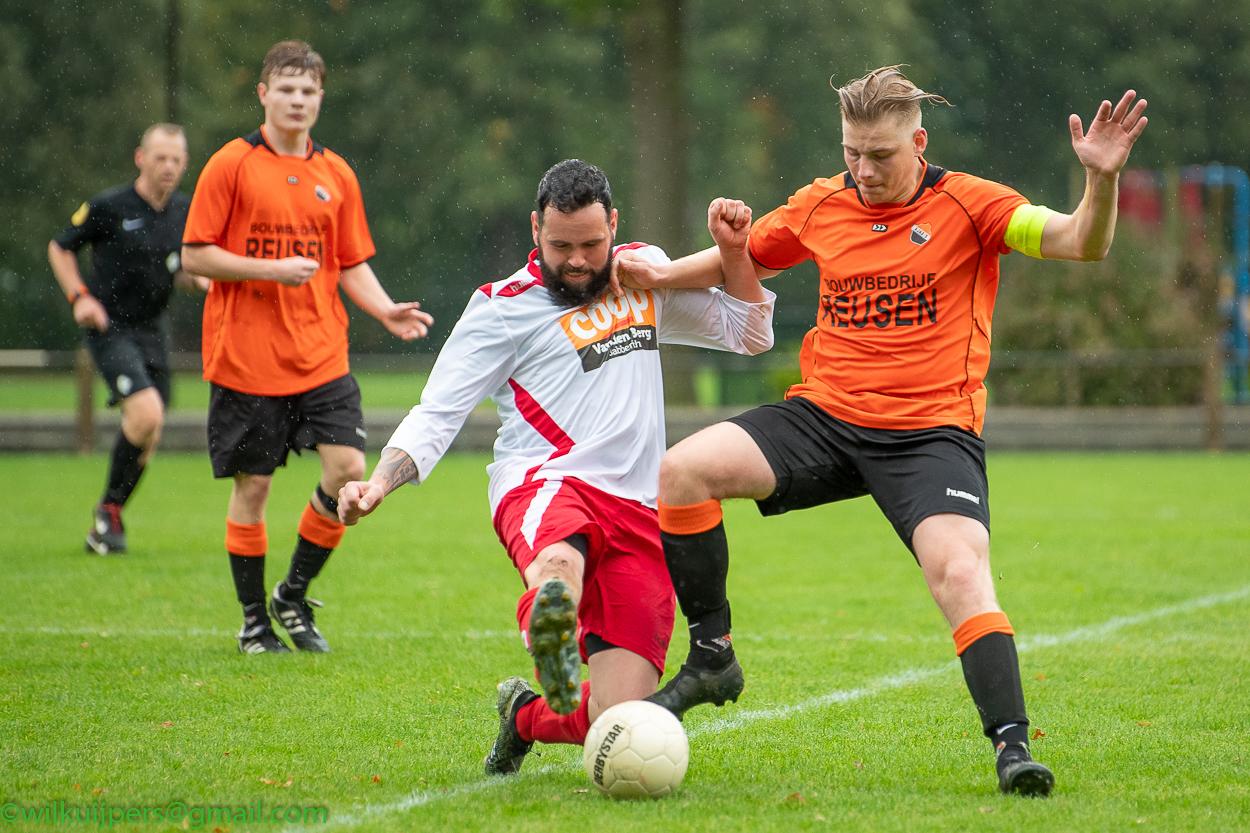 SV Babberich 1 - Ajax Breedevoort 1